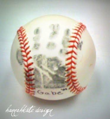 ball handprint